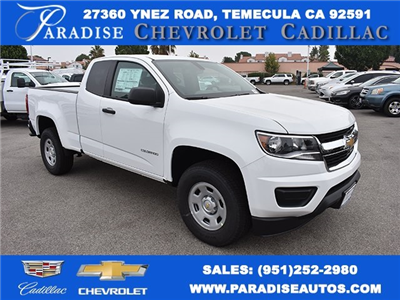 2017 Colorado Double Cab Pickup #M171036 - photo 1