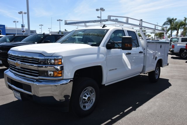 2017 Silverado 2500 Double Cab 4x2,  Royal Utility #M171042 - photo 4