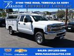 2017 Silverado 2500 Double Cab, Knapheide Plumber #M171042 - photo 1