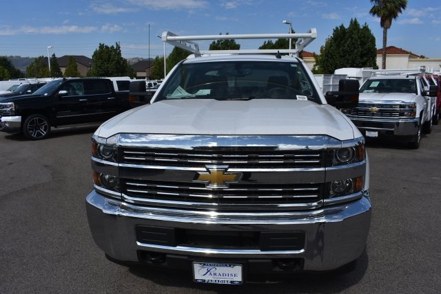 2017 Silverado 2500 Double Cab, Knapheide Utility #M171045 - photo 3