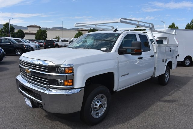 2017 Silverado 2500 Double Cab, Knapheide Utility #M171045 - photo 4