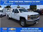 2017 Silverado 2500 Double Cab, Knapheide Utility #M171045 - photo 1