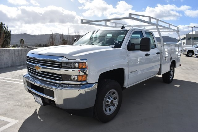 2017 Silverado 3500 Double Cab, Harbor Utility #M171067 - photo 5