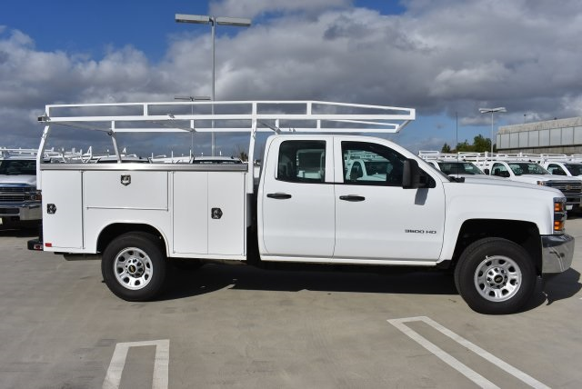 2017 Silverado 3500 Double Cab, Harbor Utility #M171067 - photo 9