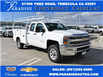 2017 Silverado 3500 Double Cab, Harbor Utility #M171067 - photo 1