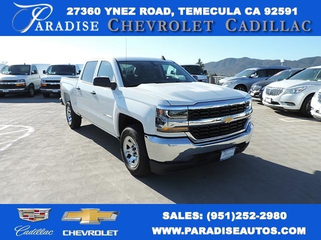 2017 Silverado 1500 Crew Cab Pickup #M171111 - photo 1