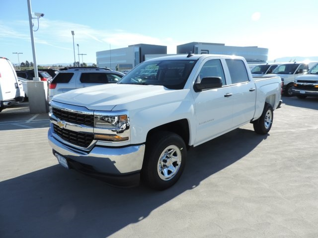 2017 Silverado 1500 Crew Cab Pickup #M171111 - photo 4