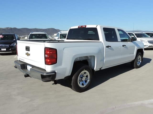 2017 Silverado 1500 Crew Cab,  Pickup #M171111 - photo 2