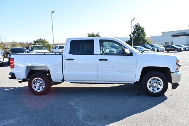 2017 Silverado 1500 Crew Cab 4x2,  Pickup #M171111 - photo 9