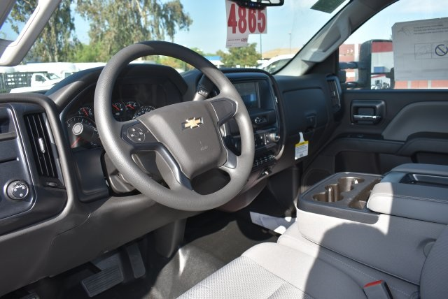 2017 Silverado 3500 Regular Cab DRW, Knapheide Flat/Stake Bed #M171126 - photo 13