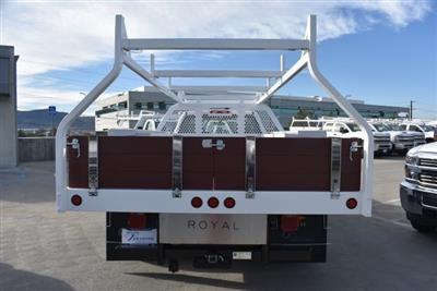 2017 Silverado 3500 Regular Cab DRW, Royal Contractor Bodies Contractor Body #M171143 - photo 7
