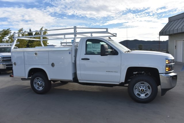 2017 Silverado 2500 Regular Cab, Royal Utility #M171148 - photo 8