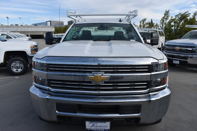 2017 Silverado 2500 Regular Cab, Royal Utility #M171148 - photo 3