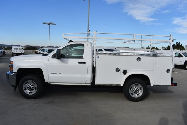 2017 Silverado 2500 Regular Cab, Royal Utility #M171148 - photo 5