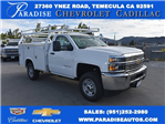2017 Silverado 2500 Regular Cab, Royal Utility #M171148 - photo 1