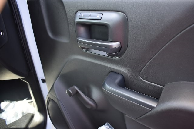 2017 Silverado 3500 Regular Cab DRW,  Royal Flat/Stake Bed #M171153 - photo 11