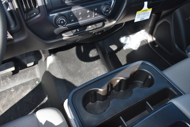 2017 Silverado 3500 Regular Cab DRW,  Royal Flat/Stake Bed #M171153 - photo 16