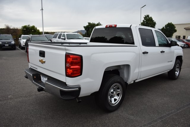 2017 Silverado 1500 Crew Cab, Pickup #M1712 - photo 2