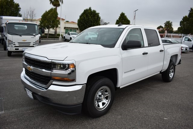 2017 Silverado 1500 Crew Cab, Pickup #M1712 - photo 5