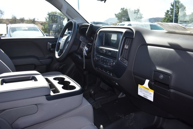 2017 Silverado 3500 Regular Cab DRW 4x4,  Harbor Combo Body #M171257 - photo 15