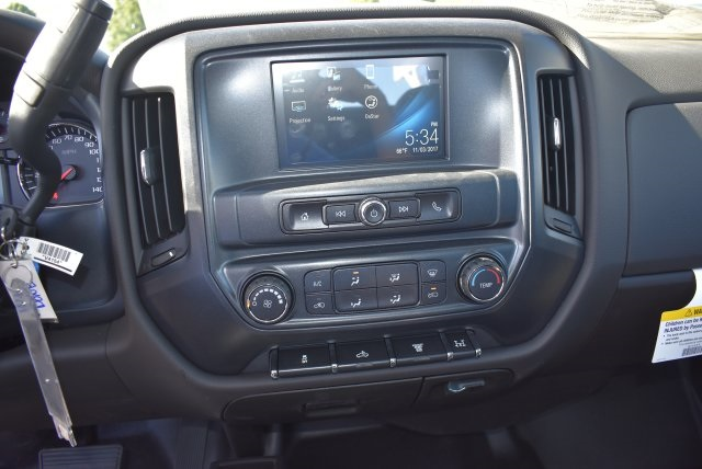 2017 Silverado 3500 Regular Cab DRW 4x4,  Harbor Combo Body #M171257 - photo 21