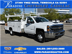 2017 Silverado 3500 Regular Cab DRW 4x4,  Harbor Combo Body #M171257 - photo 1