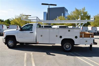 2017 Silverado 3500 Regular Cab DRW 4x2,  Knapheide Contractor Bodies Contractor Body #M171258 - photo 6