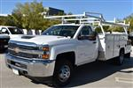 2017 Silverado 3500 Regular Cab DRW 4x2,  Knapheide Contractor Body #M171258 - photo 5