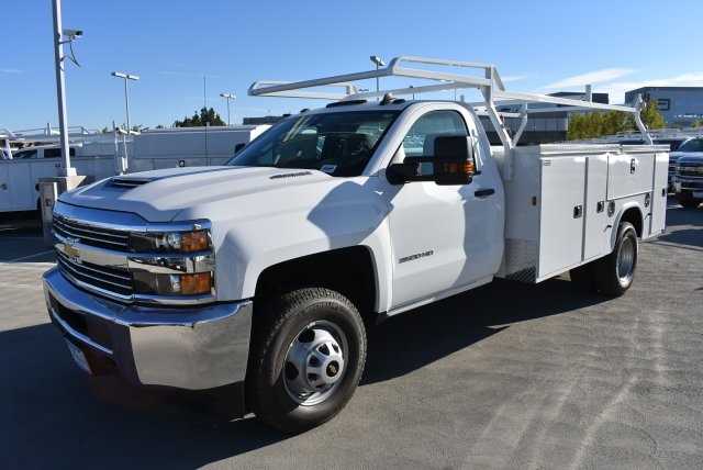 2017 Silverado 3500 Regular Cab DRW, Knapheide Utility #M171262 - photo 5