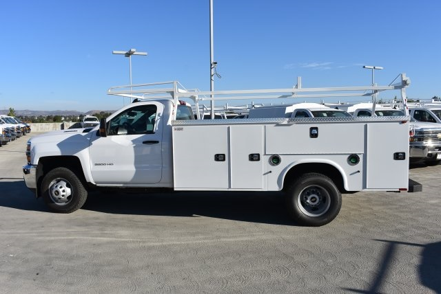 2017 Silverado 3500 Regular Cab DRW, Knapheide Utility #M171262 - photo 6