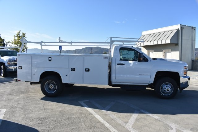 2017 Silverado 3500 Regular Cab DRW, Knapheide Utility #M171262 - photo 9