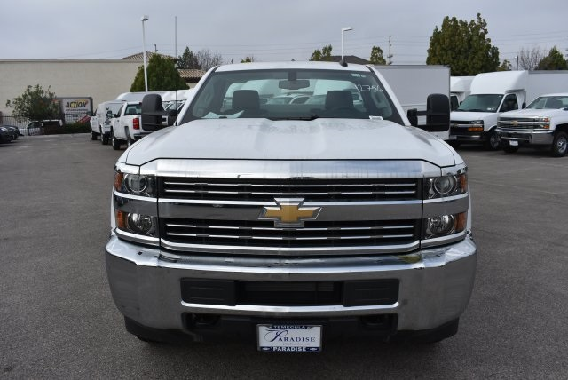 2017 Silverado 2500 Regular Cab 4x2,  Royal Service Body Utility #M171355 - photo 4