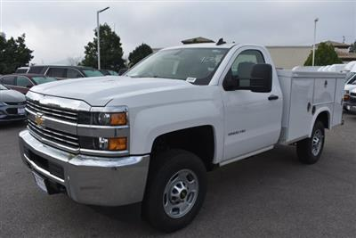 2017 Silverado 2500 Regular Cab 4x2,  Royal Service Body Utility #M171355 - photo 5