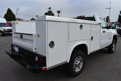2017 Silverado 2500 Regular Cab 4x2,  Royal Service Body Utility #M171355 - photo 2