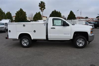 2017 Silverado 2500 Regular Cab 4x2,  Royal Service Body Utility #M171355 - photo 9