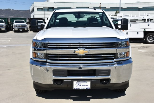 2017 Silverado 2500 Regular Cab, Royal Utility #M171356 - photo 4