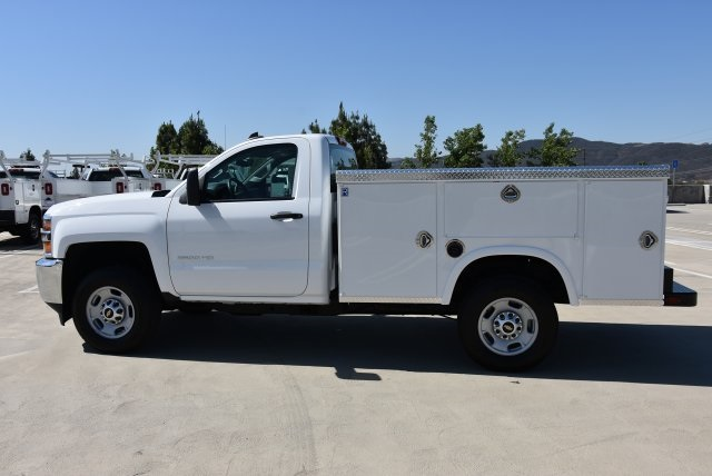2017 Silverado 2500 Regular Cab, Royal Utility #M171356 - photo 6