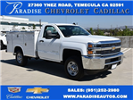 2017 Silverado 2500 Regular Cab, Royal Utility #M171356 - photo 1