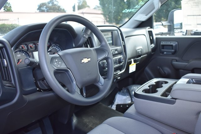 2017 Silverado 2500 Regular Cab 4x2,  Royal Service Body Utility #M171364 - photo 18