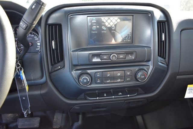 2017 Silverado 3500 Regular Cab DRW, Harbor Contractor Body #M171379 - photo 22