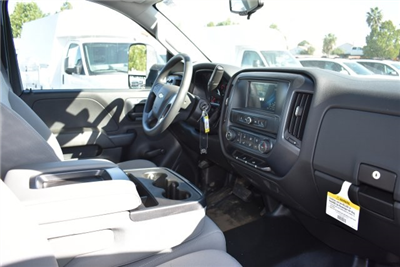 2017 Silverado 3500 Regular Cab DRW,  Harbor Standard Contractor Contractor Body #M171379 - photo 16
