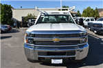 2017 Silverado 3500 Regular Cab DRW,  Harbor Standard Contractor Contractor Body #M171379 - photo 4