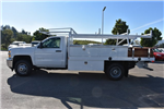 2017 Silverado 3500 Regular Cab DRW,  Harbor Standard Contractor Contractor Body #M171379 - photo 6