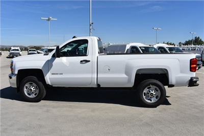 2017 Silverado 2500 Regular Cab Pickup #M171380 - photo 6