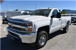 2017 Silverado 2500 Regular Cab Pickup #M171380 - photo 5