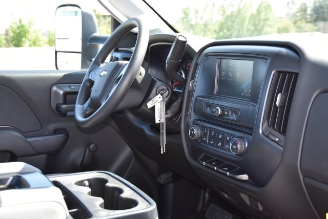 2017 Silverado 2500 Regular Cab 4x2,  Royal Service Bodies Utility #M171383 - photo 15