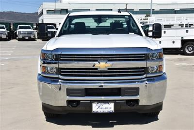 2017 Silverado 2500 Regular Cab 4x2,  Royal Service Bodies Utility #M171383 - photo 4