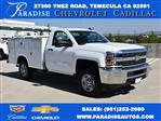 2017 Silverado 2500 Regular Cab 4x2,  Royal Service Bodies Utility #M171383 - photo 1