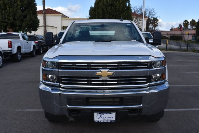 2017 Silverado 2500 Regular Cab 4x2,  Royal Service Bodies Utility #M171387 - photo 4