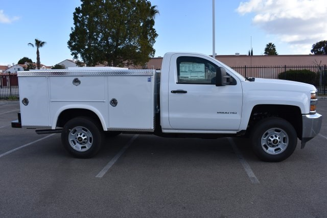 2017 Silverado 2500 Regular Cab 4x2,  Royal Service Bodies Utility #M171387 - photo 9